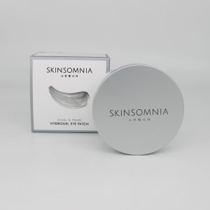 SKINSOMNIA SNAIL & PEARL HYDRO GEL EYE PATCH